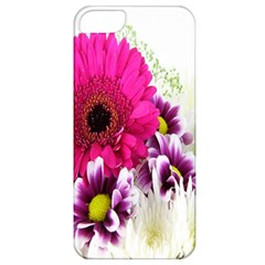 Pink Purple And White Flower Bouquet Apple iPhone 5 Classic Hardshell Case