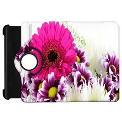 Pink Purple And White Flower Bouquet Kindle Fire HD 7