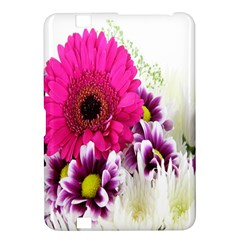 Pink Purple And White Flower Bouquet Kindle Fire Hd 8 9