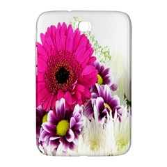 Pink Purple And White Flower Bouquet Samsung Galaxy Note 8 0 N5100 Hardshell Case
