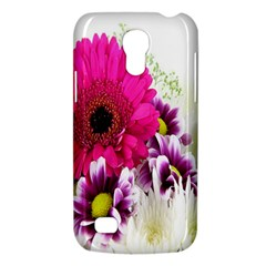 Pink Purple And White Flower Bouquet Galaxy S4 Mini
