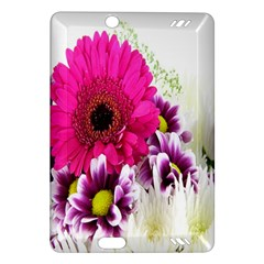 Pink Purple And White Flower Bouquet Amazon Kindle Fire HD (2013) Hardshell Case