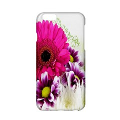 Pink Purple And White Flower Bouquet Apple iPhone 6/6S Hardshell Case