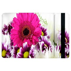 Pink Purple And White Flower Bouquet iPad Air 2 Flip