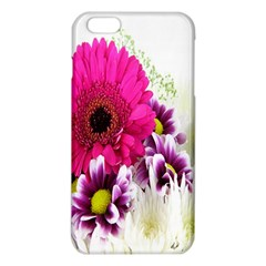 Pink Purple And White Flower Bouquet iPhone 6 Plus/6S Plus TPU Case