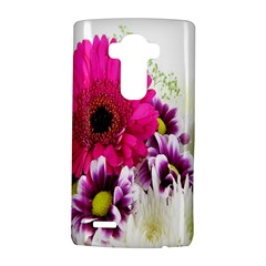 Pink Purple And White Flower Bouquet Lg G4 Hardshell Case