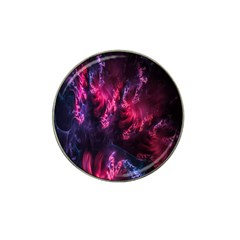 Abstract Fractal Background Wallpaper Hat Clip Ball Marker