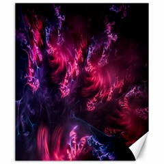 Abstract Fractal Background Wallpaper Canvas 20  X 24