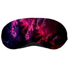 Abstract Fractal Background Wallpaper Sleeping Masks