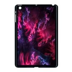 Abstract Fractal Background Wallpaper Apple iPad Mini Case (Black)