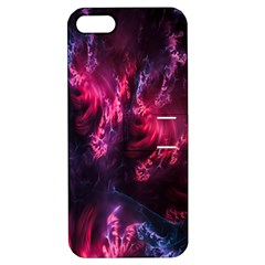 Abstract Fractal Background Wallpaper Apple Iphone 5 Hardshell Case With Stand
