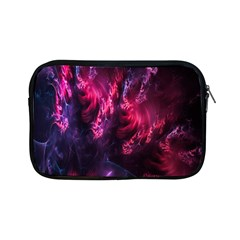 Abstract Fractal Background Wallpaper Apple Ipad Mini Zipper Cases