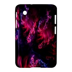 Abstract Fractal Background Wallpaper Samsung Galaxy Tab 2 (7 ) P3100 Hardshell Case
