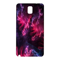 Abstract Fractal Background Wallpaper Samsung Galaxy Note 3 N9005 Hardshell Back Case
