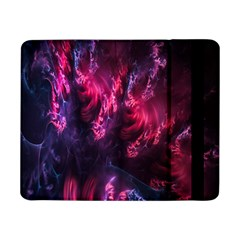 Abstract Fractal Background Wallpaper Samsung Galaxy Tab Pro 8 4  Flip Case
