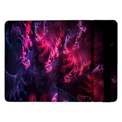 Abstract Fractal Background Wallpaper Samsung Galaxy Tab Pro 12 2  Flip Case