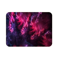 Abstract Fractal Background Wallpaper Double Sided Flano Blanket (Mini)