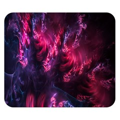 Abstract Fractal Background Wallpaper Double Sided Flano Blanket (Small)