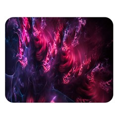 Abstract Fractal Background Wallpaper Double Sided Flano Blanket (Large)