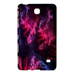 Abstract Fractal Background Wallpaper Samsung Galaxy Tab 4 (7 ) Hardshell Case