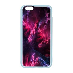 Abstract Fractal Background Wallpaper Apple Seamless iPhone 6/6S Case (Color)