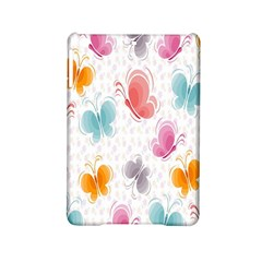 Butterfly Pattern Vector Art Wallpaper iPad Mini 2 Hardshell Cases
