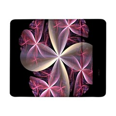Pink And Cream Fractal Image Of Flower With Kisses Samsung Galaxy Tab Pro 8.4  Flip Case