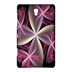 Pink And Cream Fractal Image Of Flower With Kisses Samsung Galaxy Tab S (8.4 ) Hardshell Case