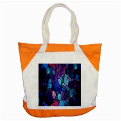 Cubes Vector Art Background Accent Tote Bag