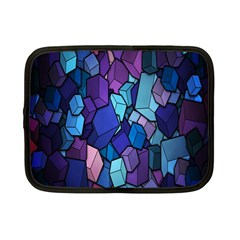 Cubes Vector Art Background Netbook Case (small)