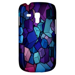 Cubes Vector Art Background Galaxy S3 Mini