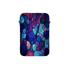 Cubes Vector Art Background Apple Ipad Mini Protective Soft Cases
