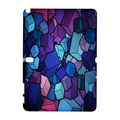 Cubes Vector Art Background Galaxy Note 1