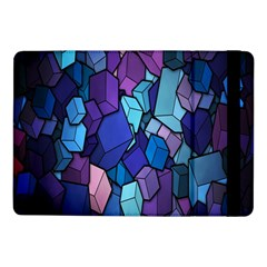 Cubes Vector Art Background Samsung Galaxy Tab Pro 10.1  Flip Case