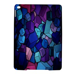 Cubes Vector Art Background Ipad Air 2 Hardshell Cases