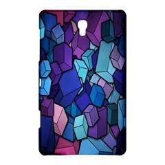 Cubes Vector Art Background Samsung Galaxy Tab S (8.4 ) Hardshell Case