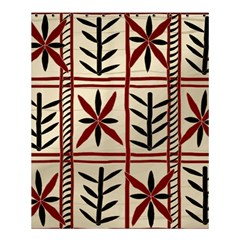 Abstract A Colorful Modern Illustration Pattern Shower Curtain 60  X 72  (medium)