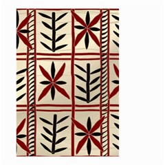 Abstract A Colorful Modern Illustration Pattern Small Garden Flag (Two Sides)