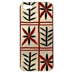 Abstract A Colorful Modern Illustration Pattern Apple iPhone 5 Hardshell Case