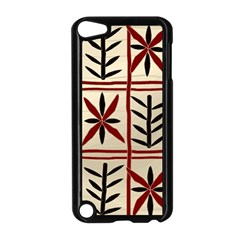 Abstract A Colorful Modern Illustration Pattern Apple iPod Touch 5 Case (Black)