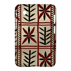 Abstract A Colorful Modern Illustration Pattern Samsung Galaxy Tab 2 (7 ) P3100 Hardshell Case