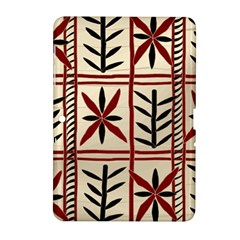 Abstract A Colorful Modern Illustration Pattern Samsung Galaxy Tab 2 (10.1 ) P5100 Hardshell Case