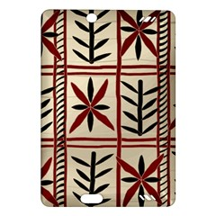 Abstract A Colorful Modern Illustration Pattern Amazon Kindle Fire Hd (2013) Hardshell Case