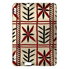 Abstract A Colorful Modern Illustration Pattern Kindle Fire Hdx Hardshell Case