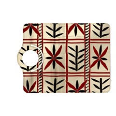Abstract A Colorful Modern Illustration Pattern Kindle Fire HD (2013) Flip 360 Case