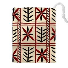 Abstract A Colorful Modern Illustration Pattern Drawstring Pouches (xxl)