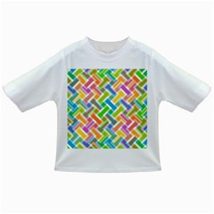 Abstract Pattern Colorful Wallpaper Background Infant/toddler T Shirts