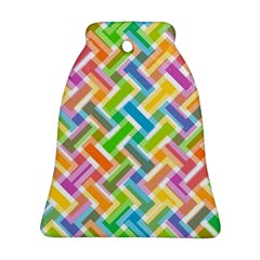 Abstract Pattern Colorful Wallpaper Background Ornament (Bell)