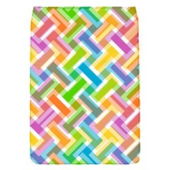 Abstract Pattern Colorful Wallpaper Background Flap Covers (S)