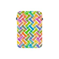 Abstract Pattern Colorful Wallpaper Background Apple iPad Mini Protective Soft Cases